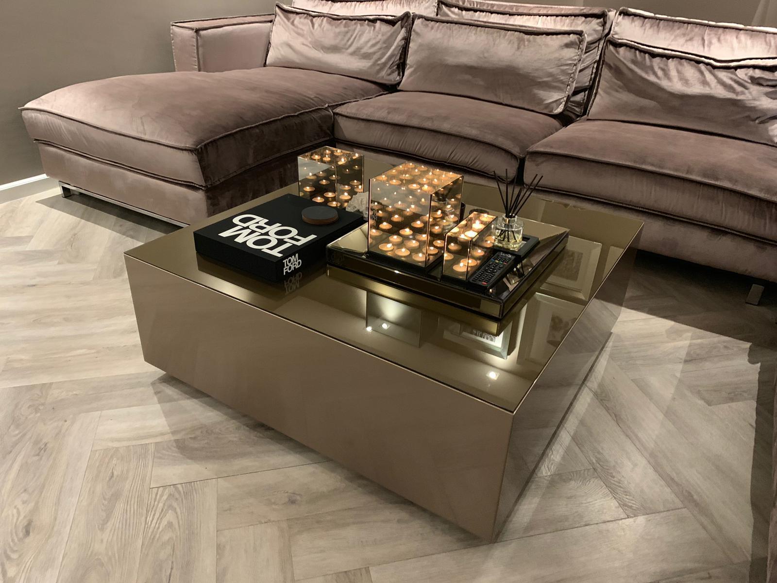 Luxury Salontafel bloktafel
